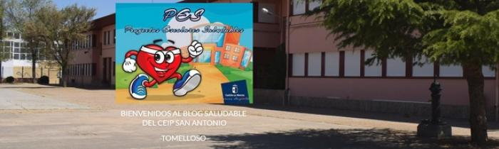Blog Saludable del CEIP SAn Antonio